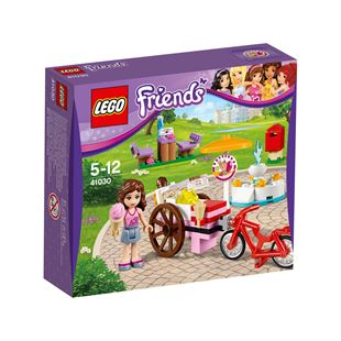 LEGO Friends Olivia Ice Cream Bike 41030