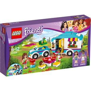 LEGO Friends Summer Caravan 41034