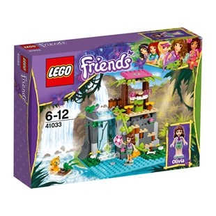 LEGO Friends Jungle Falls Rescue 41033