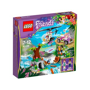 LEGO Friends Jungle Bridge Rescue 41036