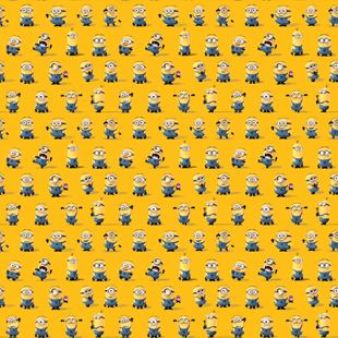 Despicable Me 2M Giftwrap