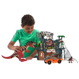 Dino Valley Mega Dino Gate Playset
