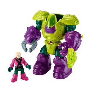 Imaginext DC Super Friends Lex Luthor Mechanic Suit