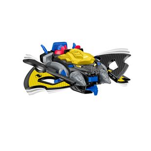 Imaginext DC Super Friends Batwing and Batman Figure
