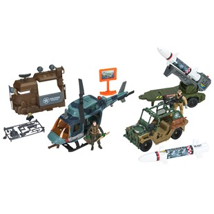 Soldier Force Rocket Launcher Playset