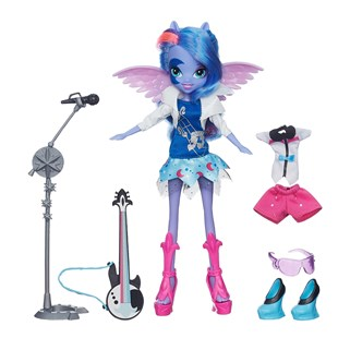 My Little Pony Through the Mirror Equestria Girls Deluxe Fashion Dolls
