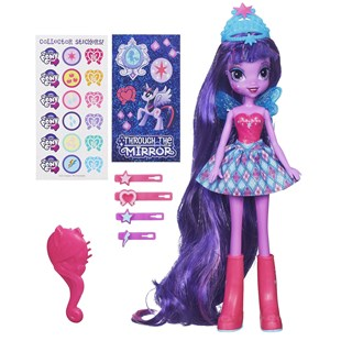 My Little Pony Through the Mirror Equestria Girls Twilight Sparkle