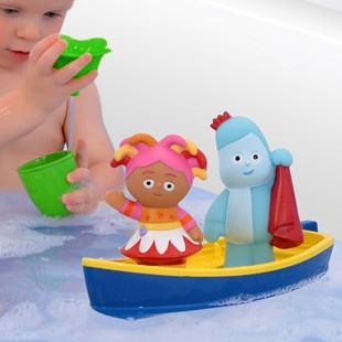 Igglespiggles Floaty Boat Playset