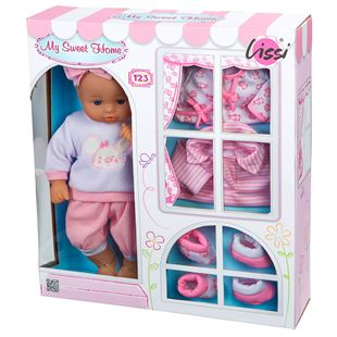 My Sweet Home Doll Set