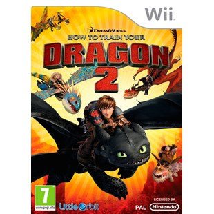 How to Train Your Dragon 2 Wii