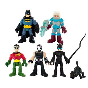 Fisher Price Imaginext DC Superfriends 5 Pack