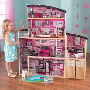 Sparkle Mansion Doll House