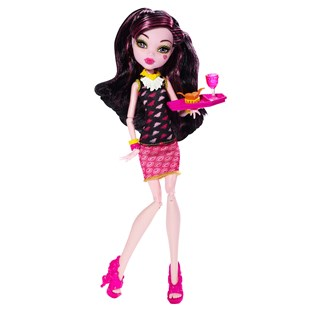 Monster High Creepateria Doll Draculaura