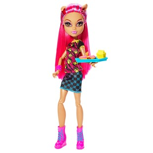 Monster High Creepateria Doll Howleen