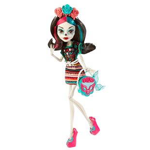 Monster High Freaky Fab Ghoul Doll Skelita