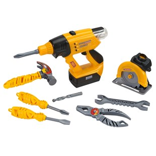 Double Shop 2 in 1 Tool Set