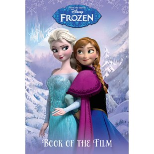 Disney Frozen Book Of The Film