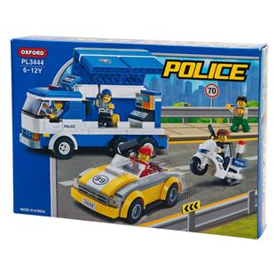 Police Street Chase