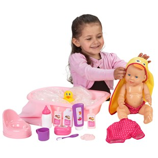 Bathtub Baby Set