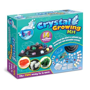 Trends Science Crystal Growing Kit