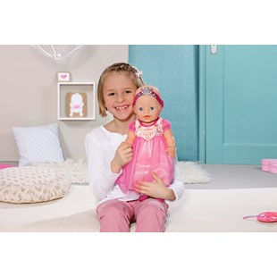 Baby Born Interactive Princess Doll - Newest Style