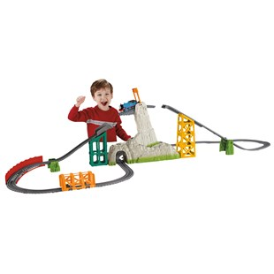 Fisher Price Thomas & Friends Trackmaster Avalanche Escape Set