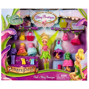 Disney Fairies 11.5cm Tinks Bling Boutique