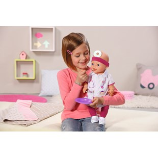 Baby Born Interactive Doctor Doll - Newest Style