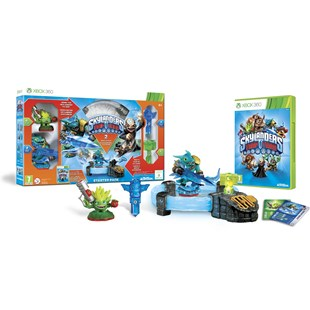 Skylanders Trap Team Starter Pack X360