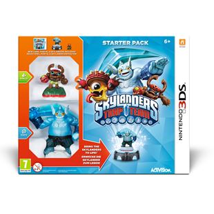 Skylanders Trap Team Starter Pack 3DS