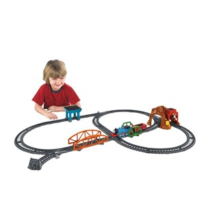 Fisher Price Thomas & Friends Trackmaster Busy Quarry