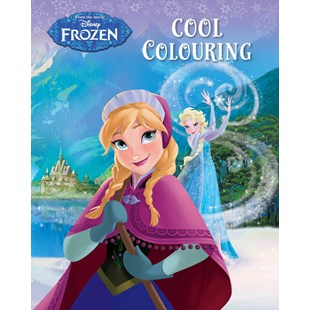Disney Frozen Cool Colouring Book