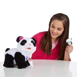'FurReal Friends Pom Pom My Baby Panda