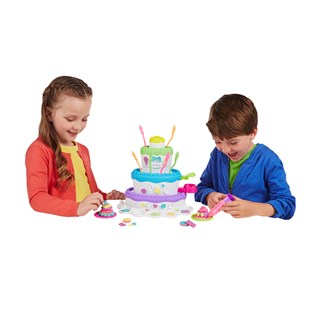 Play-Doh Cake Mountain