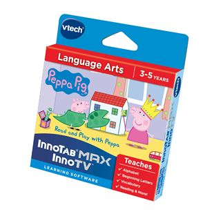VTech Inno Tab Software Peppa Pig Game