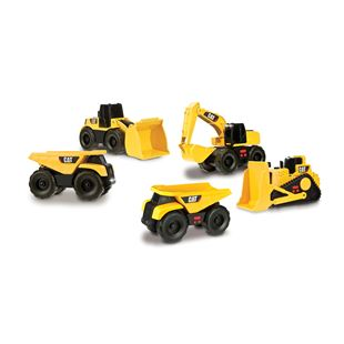 CAT Mini Mover 5 Pack