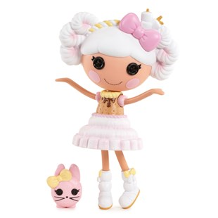 Lalaloopsy Doll Toasty Sweet Fluff