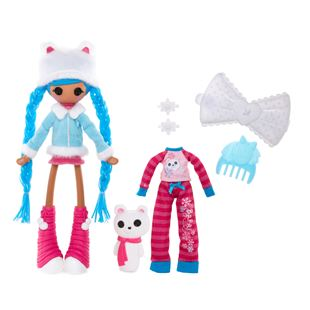 Lalaloopsy Girls Deluxe Mittens Fluff N Stuff