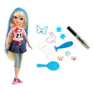 Moxie Girlz Hair Stamp Avery