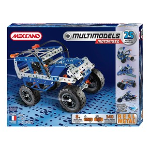 Meccano Multimodels 25 Model Set