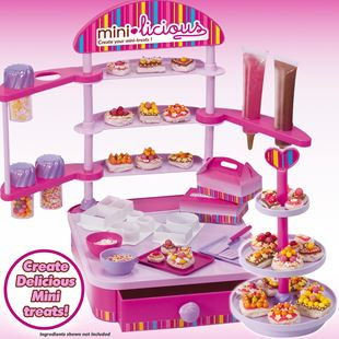 Mini Licious Deluxe Work Shop with Display