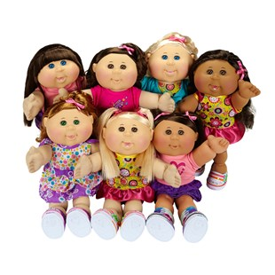 Cabbage Patch Kids Twinkle Toes Assorted
