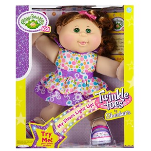 Cabbage Patch Girl Red Hair Twinkle Toes