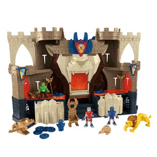 Fisher Price Imaginext Lions Den Castle