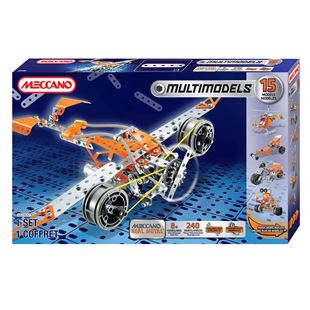 Meccano 15 Models Set