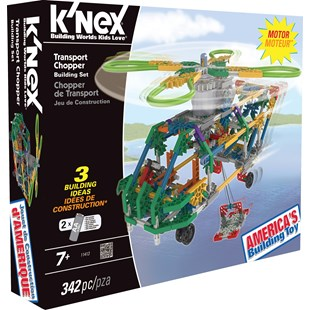K'NEX Transport Chopper