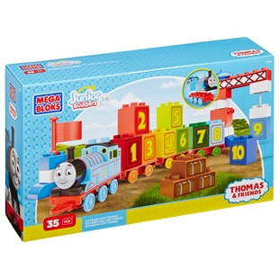 Thomas & Friends - Mega Bloks Thomas 123 Learning Train