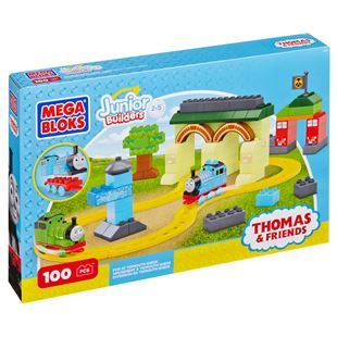 Mega Bloks Thomas & Friends Fun at the Tidmouth Sheds