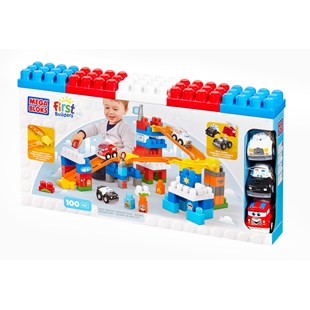 Mega Bloks Fast Tracks Rescue Team