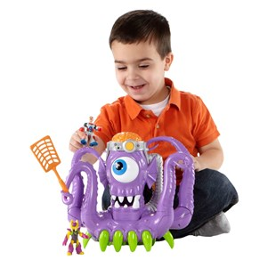 Fisher Price Imaginext Tentaclor